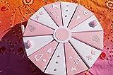 Hochzeit Geldgeschenkverpackung Verpackung Geld verschenken Tolle Torte Geldgeschenkverpackung aus Papier zur Hochzeit , Geld verschenken, Geschenkverpackung