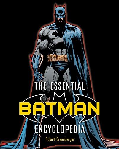 The Essential Batman Encyclopedia por Robert Greenberger