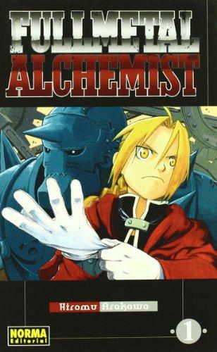 Fullmetal Alchemist 1 Cover Image