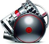 Dyson 100014-01 Cinetic Big Ball Animal Pro- Aspiradora (sin bolsa, 250 W succion, 1.6 L), color gris