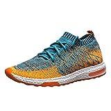 UOMOGO 6 Scarpe sneakers estive eleganti uomo scarpe da ginnastica donna scarpe da corsa uomo Sportive Scarpe Da Lavoro - Donna scarpe moda sportive