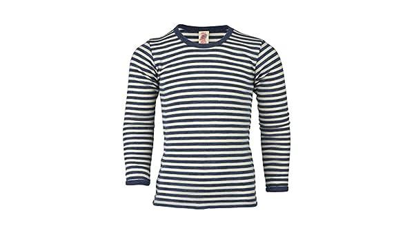 Engel Childrens Long-Sleeved Undershirt from KBT Pure Merino Wool Baby IVN Best
