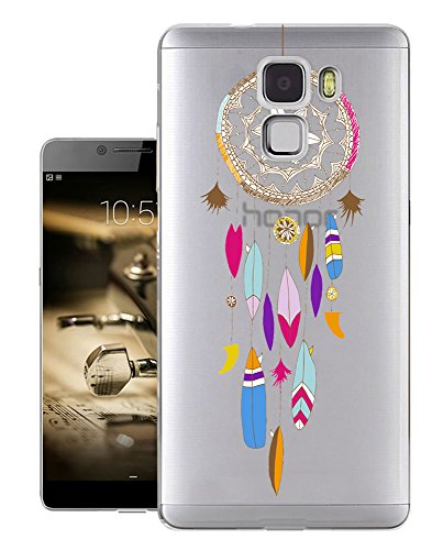 c0780-beautiful-colourful-dream-catcher-feathers-lucky-charm-design-huawei-honor-7-fashion-trend-pro
