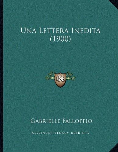 Una Lettera Inedita (1900)