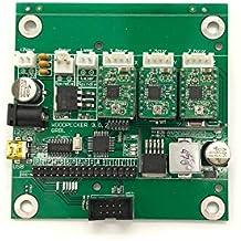 Nadalan Panel de control de la máquina de grabado Arduino GRBL cnc, control triaxial, panel de control de la máquina de grabado láser Diy