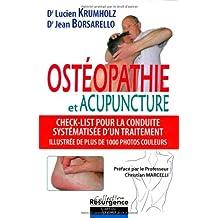 Osteopathie et acupuncture (Résurgence)