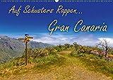 Auf Schusters Rappen... Gran Canaria (Wandkalender 2020 DIN A2 quer): Wandern auf der drittgrößten kanarischen Insel (Monatskalender, 14 Seiten ) (CALVENDO Natur) -