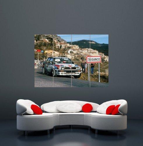 lancia-delta-integrale-rally-car-poster-plakat-druck-art-print-giant-large-wa065