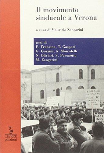 Il movimento sindacale a Verona