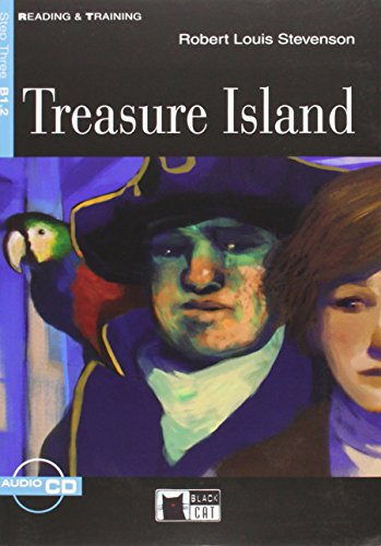 Treasure island. Con CD Audio (Reading and training) por Robert Louis Stevenson