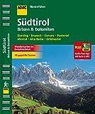 ADAC Wanderführer Südtirol, Brixen & Dolomiten plus Gratis Tour App: Sterzing Bruneck Corvara Pustertal Ahrntal Alta Badia Grödnertal -