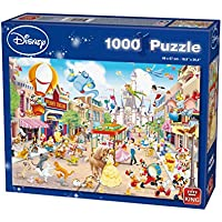 King Disneyland Puzzle (1000 Pieces)