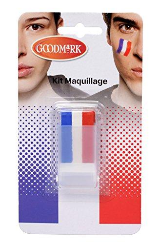 Goodmark Schminkstift Frankreich, 1 ()