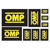 Assortiment de stickers Omp