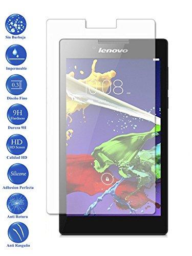 Todotumovil Protector de Pantalla Lenovo Tab 2 7 A7-10 de Cristal Templado Vidrio 9H para Tablet