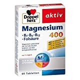 Doppelherz Magnesium 400 mg Tabletten 60 stk