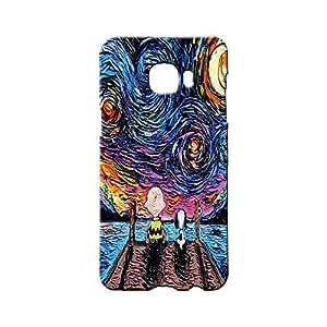 BLUEDIO Designer Printed Back case cover for Samsung Galaxy C7 - G3620