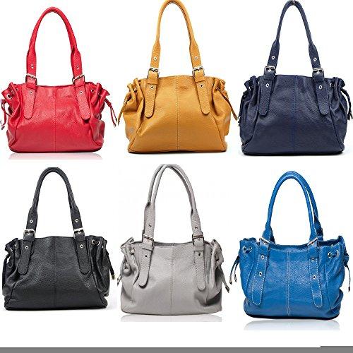 OH MY BAG Sac à Main CUIR femme porté main et épaule Modèle Princesse Nouvelle collection