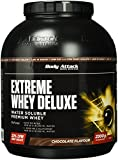 Body Attack Extreme Whey Deluxe, Chocolate Cream, 2300g