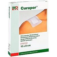 Curapor Wundverband steril chirurgisch 8x10 cm 5 stk preisvergleich bei billige-tabletten.eu