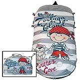 Saco Silla Polar Superuniversal Impermeable MyTortugaIsland con bolso redondo (Obsequio Guía de guías para padres de Cuna y Paseo)