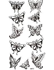 Suchergebnis Auf Amazonde Für Schmetterling Tattoo Beauty