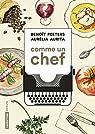 Comme un chef : Une autobiographie culinaire par Peeters