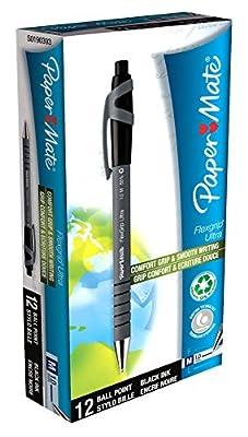PaperMate Flexgrip Ultra Ball Pen with Medium Tip 1.0 mm