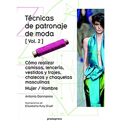 Tecnicas De Patronaje De Moda Vol 2 Pdf Download Derbysaturnino