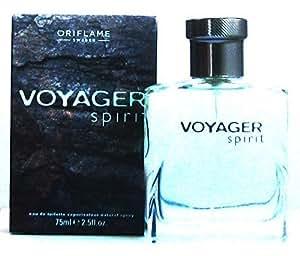 ORIFLAME Voyager Spirit Eau De Toilette Pour Homme 75ml