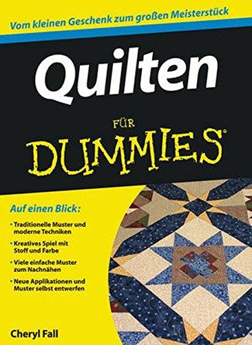 Preisvergleich Produktbild Quilten für Dummies