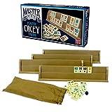 Master Games Rummy Spiel / Rummikub Spiel / Romme Spiel / Okey Set