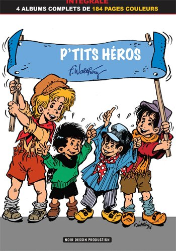 Les P'tits héros