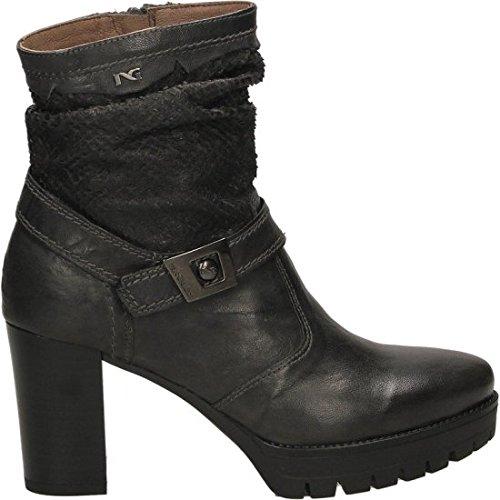 Nero Giardini , Chaussures de sport d'extérieur pour femme Noir noir 35 EU PIOMBO