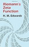 Riemann's Zeta Function (Dover Books on Mathematics) by H M. Edwards (2003-03-28)