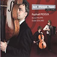 Bach, Offenbach, & Popper: Works for Cello & Accordion