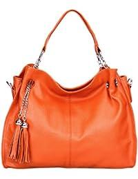 Dissa Q0217,femmes véritable de modèle de sac à main en cuir