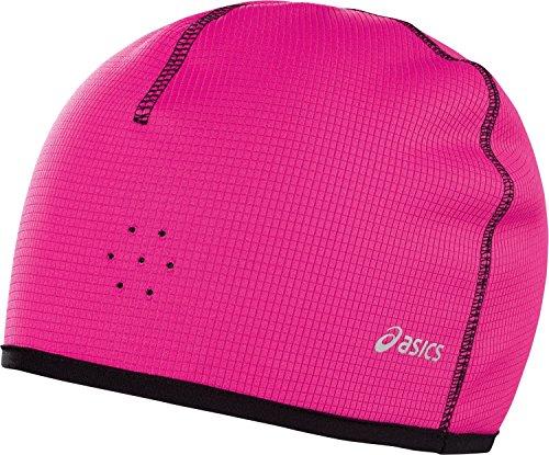 Asics Damen Winter Mütze, Rosa (Pink), 56 (Asics Kopfbedeckung)