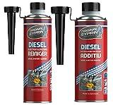 SYPRIN Original Diesel Additiv Diesel Reiniger Injektor-Reiniger Einspritzdüsen-Reiniger Diesel-Reinigung Diesel-Additive Pak