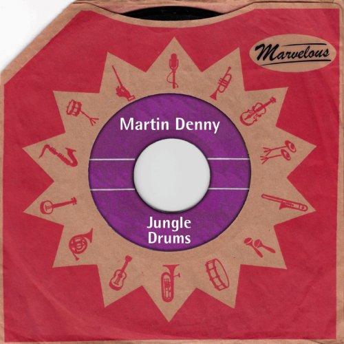 Jungle Drums (Marvelous)