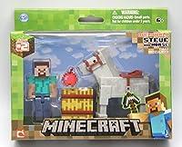 Minecraft Spider and Jockey