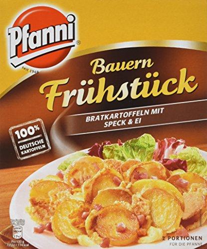 Pfanni Bauern Frühstück Kartoffe...