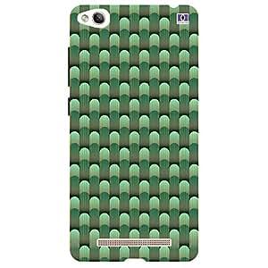 Beautiful Green Design - Mobile Back Case Cover For Xiaomi Redmi 3S Prime