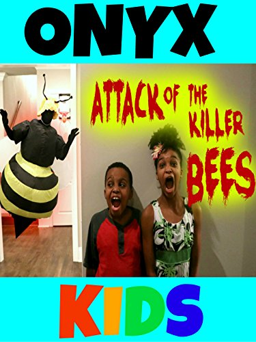 Attack Of The Killer Bee Cover