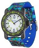 Scout Jungen-Armbanduhr Analog Quarz Textil 280376034
