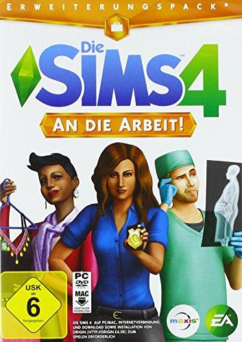 Die Sims 4 - An die Arbeit - Erweiterungspack - [PC] (Pc Spiele 4 Sims)