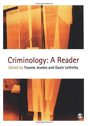 Criminology: A Reader by Yvonne Jewkes (2002-07-02)