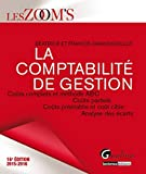 Zoom's La Comptabilité de gestion 2015-2016, 16ème Ed.