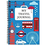 #4: Personalised Travel Journal - London Theme