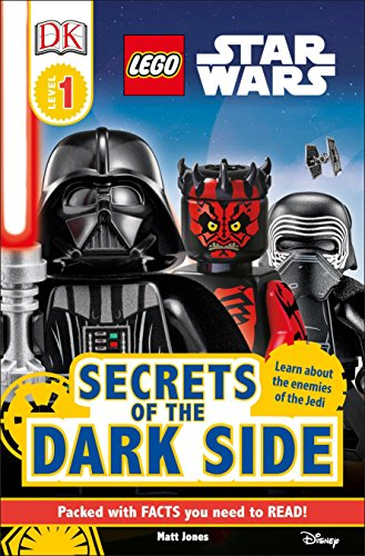 DK Readers L1 Lego(r) Star Wars Secrets of the Dark Side (DK Readers, Level 1: Lego Star Wars) por Matt Jones